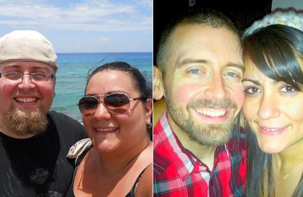 SO kann es klappen: Dieses Paar hat gemeinsam 130 Kilo abgenommen!