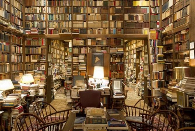 La biblioteca de Richard Macksey con más de 70.000 libros