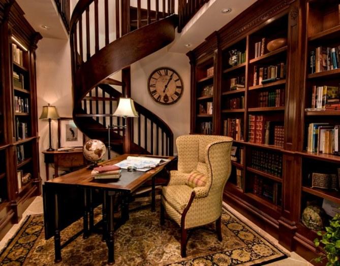 San Francisco - Biblioteca privada