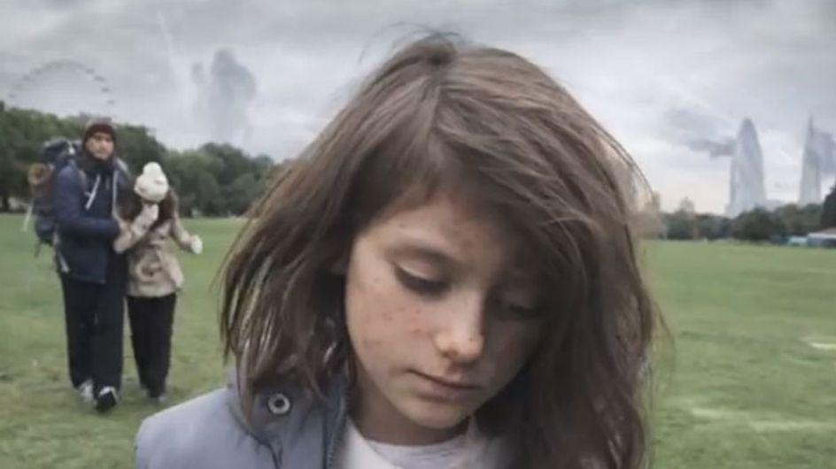 ¿Cómo le cambia una guerra la vida a una niña pequeña?
