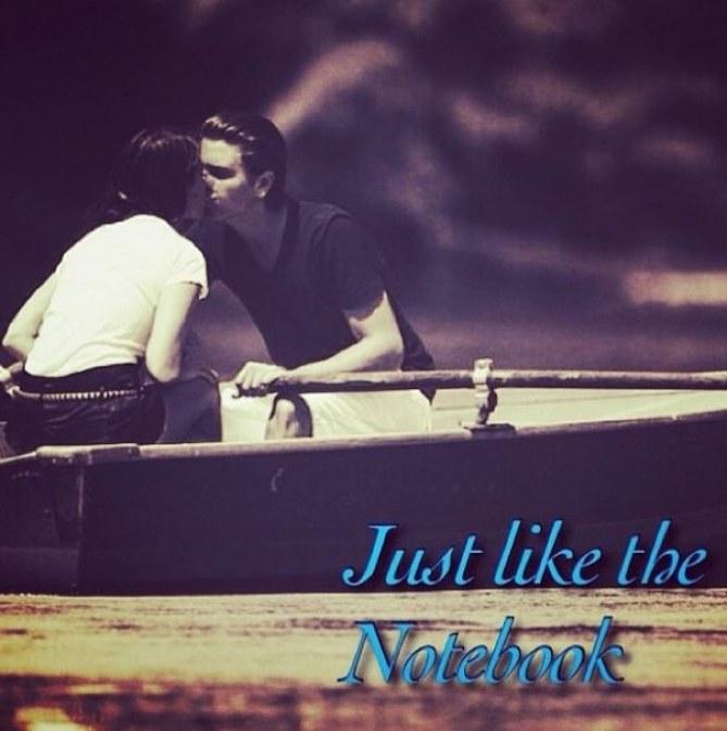 Scott Disick et Kourtney Kardashian rejouent the Notebook