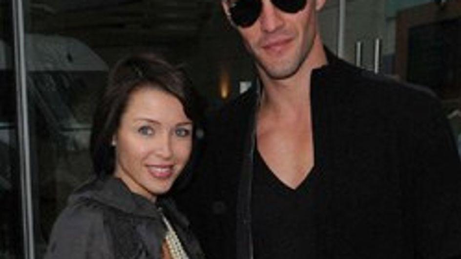 Dannii Minogue and Kris Smith deny split