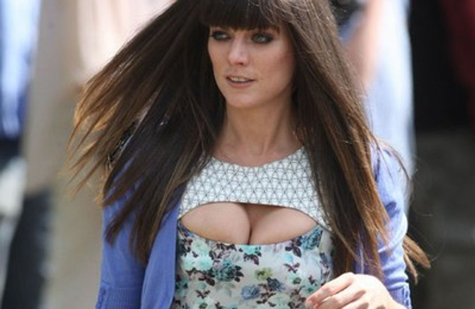 Heaven or Hell: Lily Allen's sister's wedding outfit