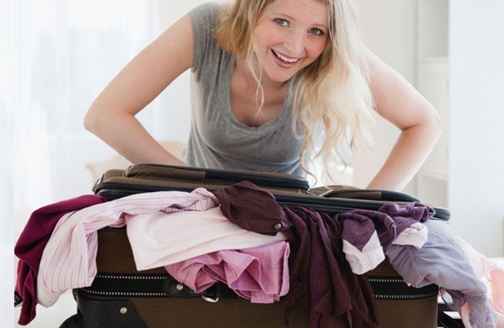 Mist, geht nicht zu! 10 Dinge, die man im Urlaub IMMER bereut, in den Koffer gepackt zu haben