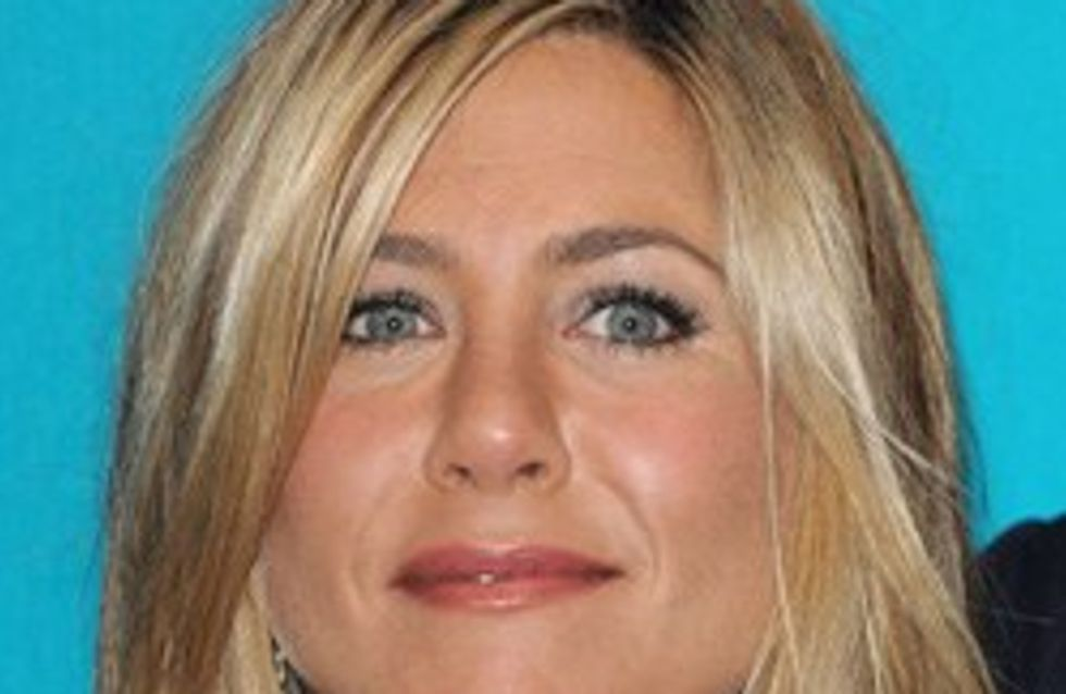 Jennifer Aniston parties at Beverly Hills house