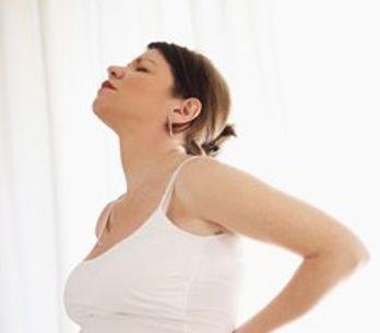 Pregnancy massage and aromatherapy