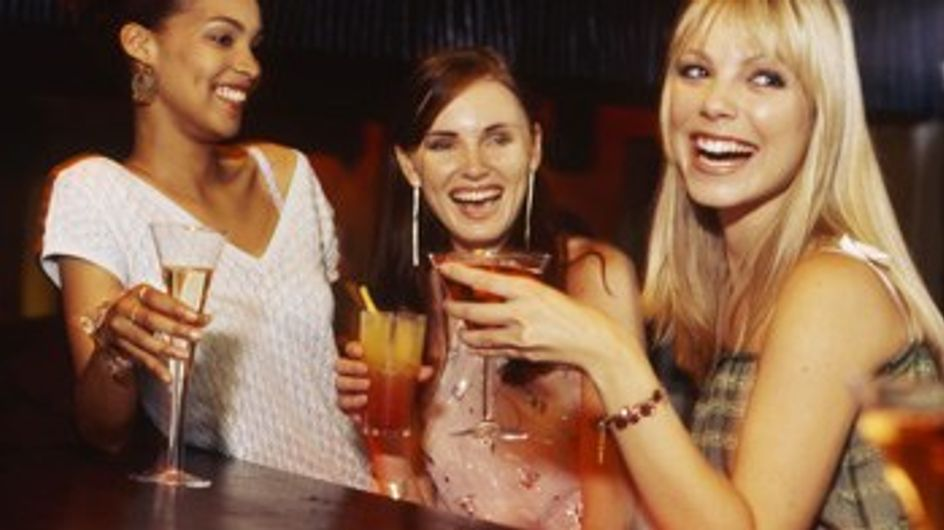Girls rule: Women have more fun with the girls