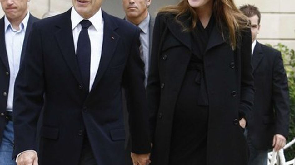 It's a girl! Carla Bruni gives birth
