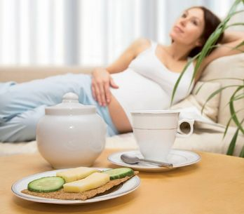 Tiredness, dizziness and pains in pregnancy