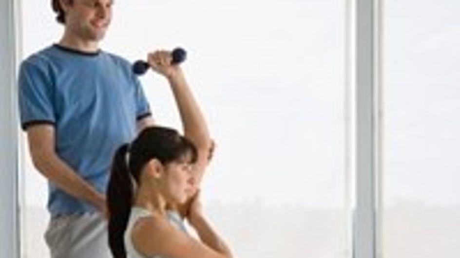 Personal trainer job description