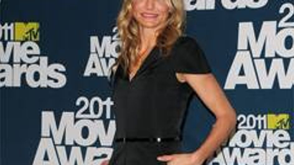 Cameron Diaz says small breasts are best