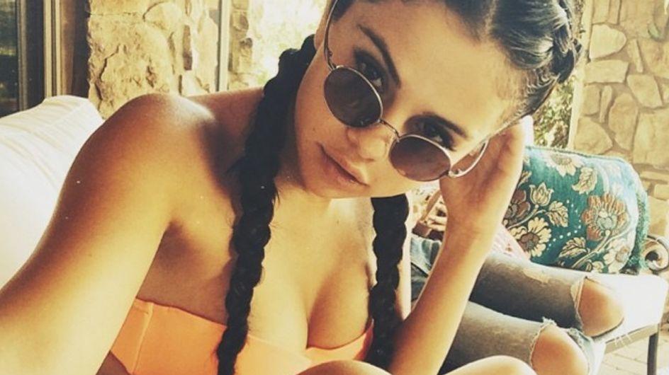 Selena Gomez : Que signifie son nouveau tatouage ? (Photo)