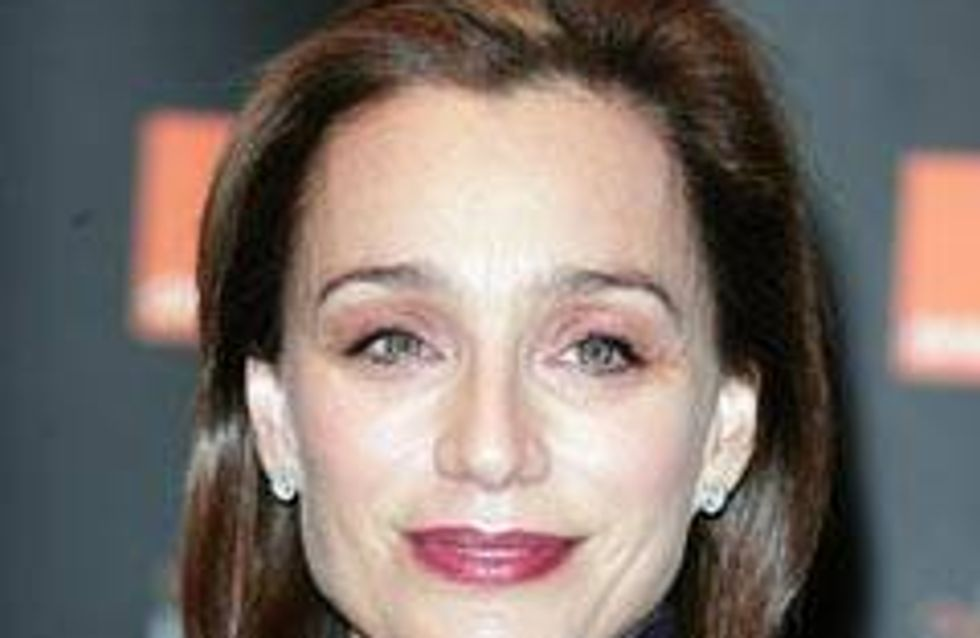 Kristin Scott Thomas has sex scene courage
