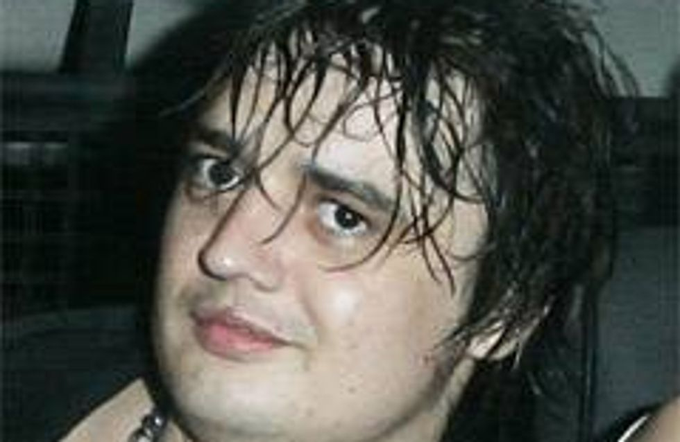Pete Doherty charged