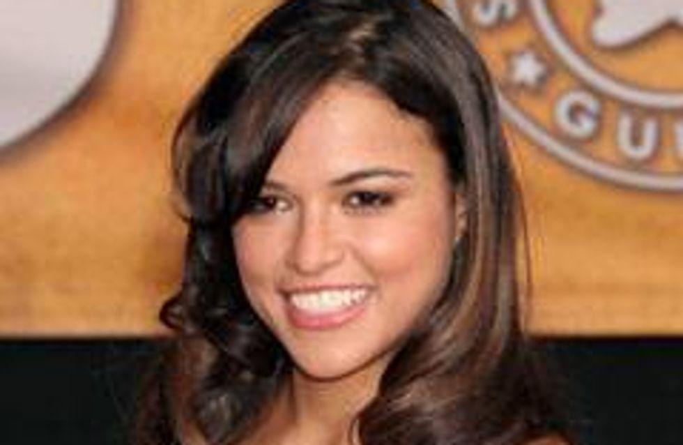 Michelle Rodriguez's sex tape vow