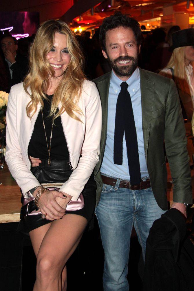 Elenoire Casalegno e il futuro marito Sebastiano Lombardi