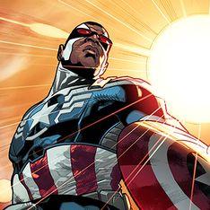 Captain America : Le super-héros irlandais devient afro-américain