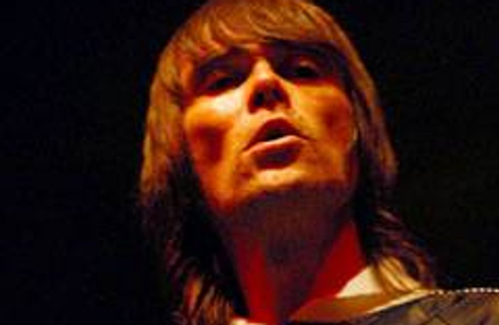 Karaoke king Ian Brown