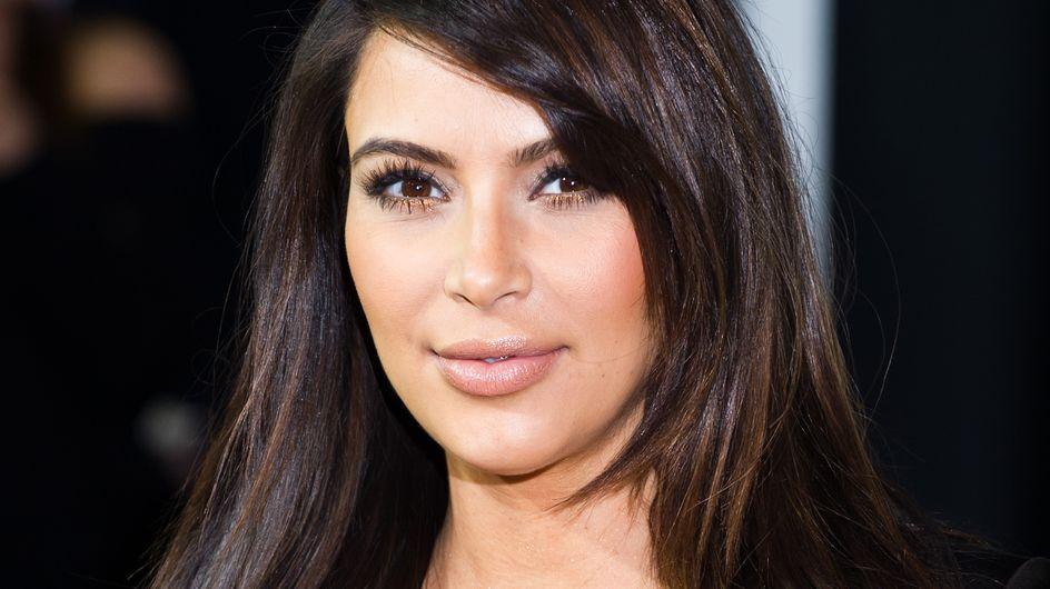 Na wenn sie meint, es hilft: Kim Kardashian isst nur noch Erdbeeren