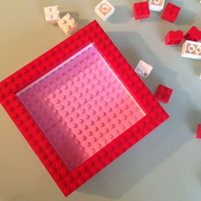 Etape 5 - Tuto Porte-Savon LEGO
