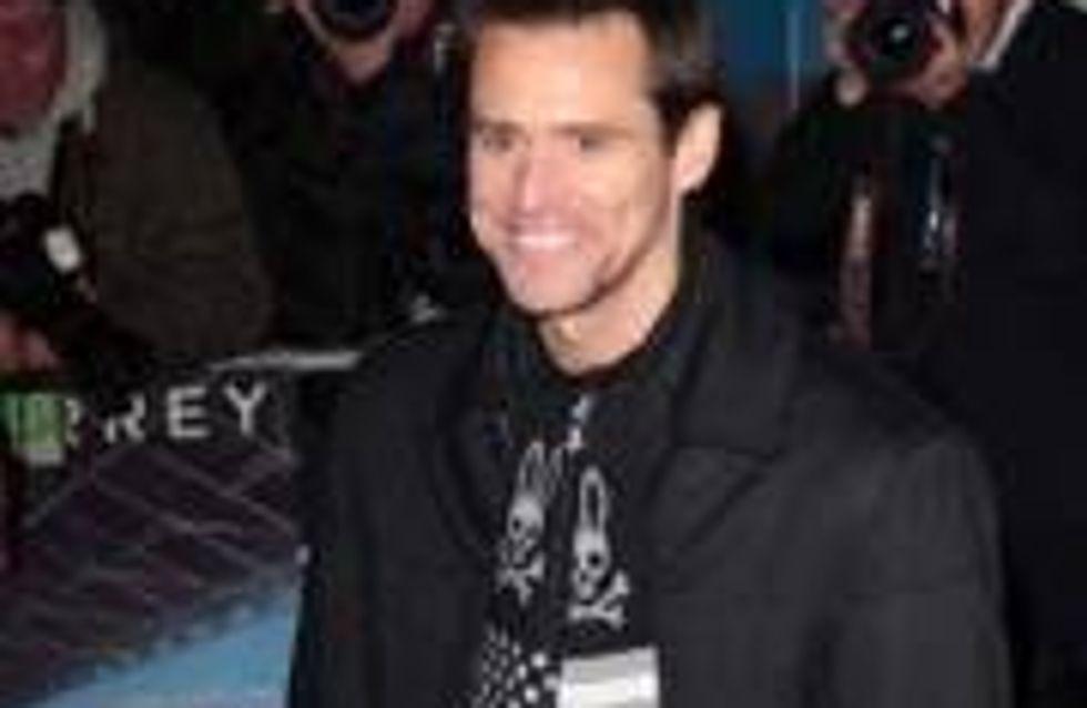 Jim Carrey S Naked Days