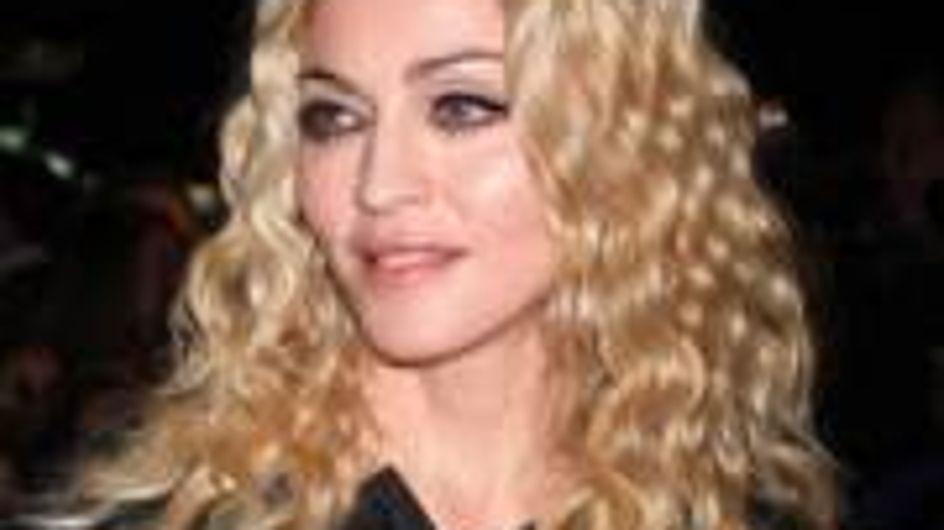 Madonna's porn star lover