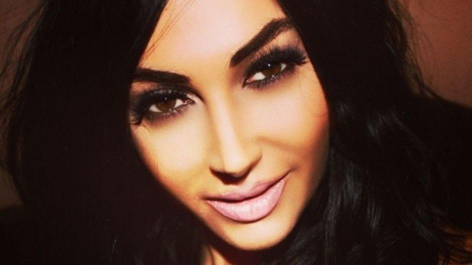 Mi reino por ser como Kim Kardashian. Paga 22.000 € por convertirse en su ídolo