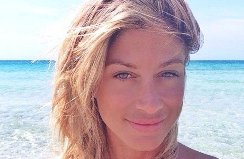 Maddalena Corvaglia: fisico da sogno sulle spiagge del Salento. Guarda le foto della ex velina!