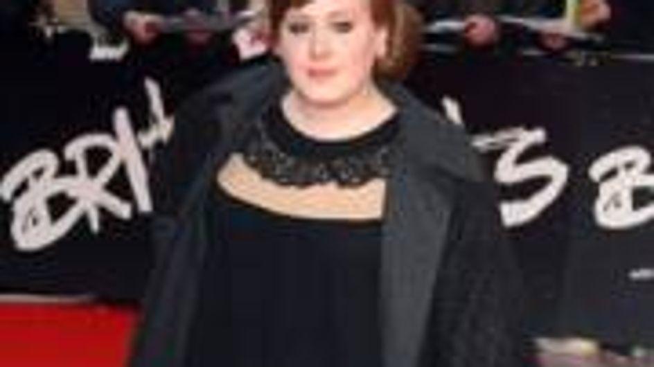 Young rebel Adele