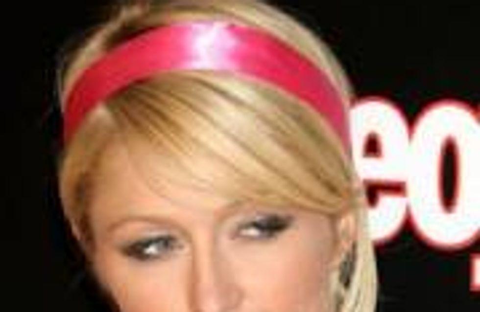 Paris Hilton's porn picture