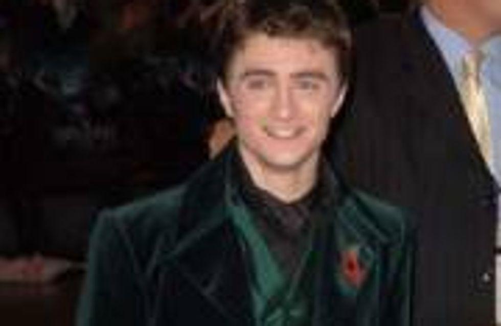 Daniel Radcliffe's 'hamster' penis