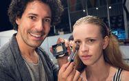 Weiße Zähne, schöne Locken und ... Boris Entrup verrät sein Beauty-Geheimnis