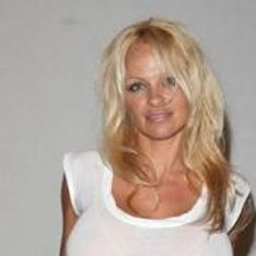 Pamela Anderson's braless Baywatch