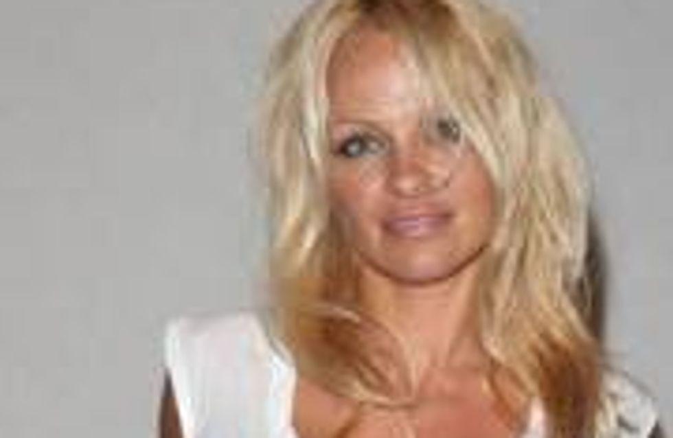 Pamela Anderson's braless Baywatch