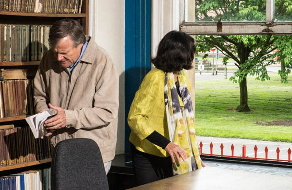 Coronation Street 30/07 – Audrey tries to heal the rift with the Platts