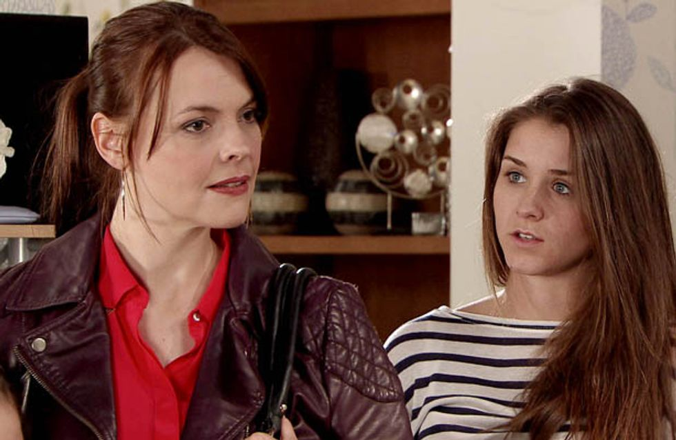 Coronation Street 01/08 – David and Kylie are fraught as Max runs wild