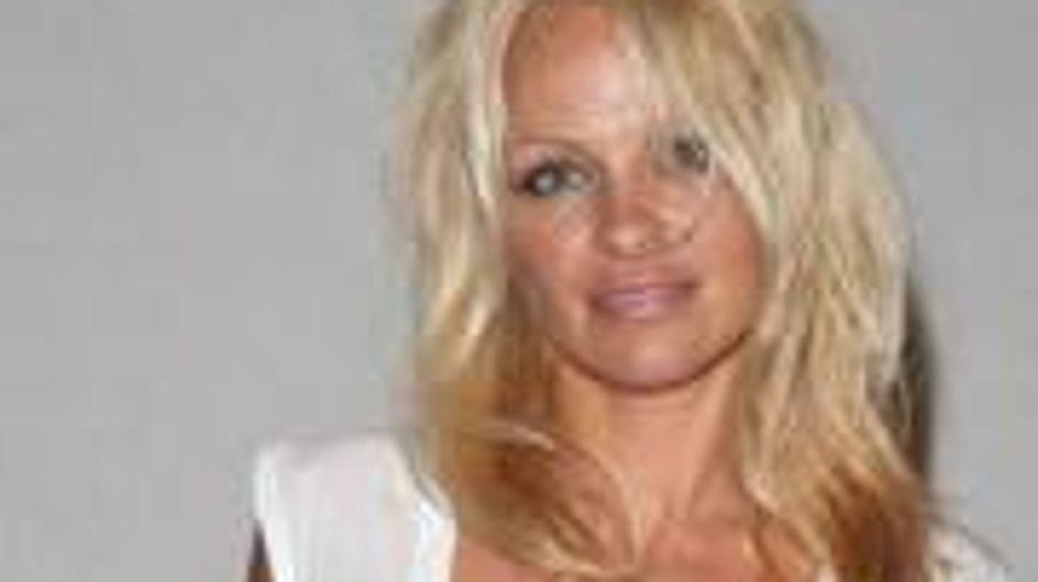 American girl Pamela Anderson