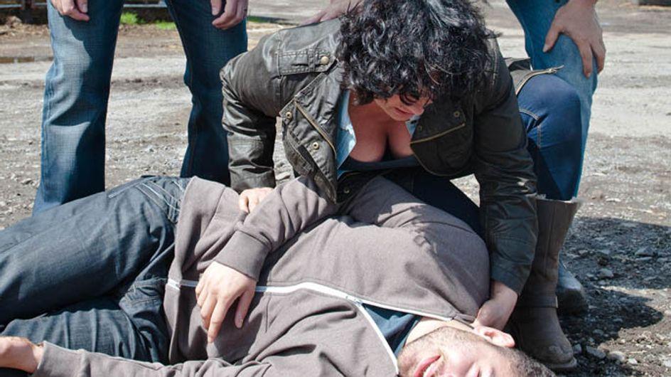 Emmerdale 31/07 – Strapped for cash, Adam steals drugs