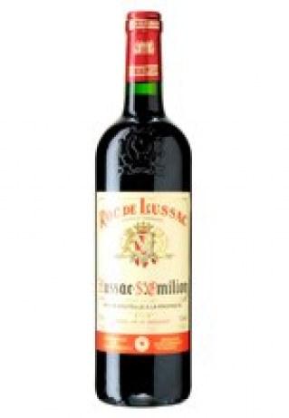 Roc du lussac Sainsburys wine offers