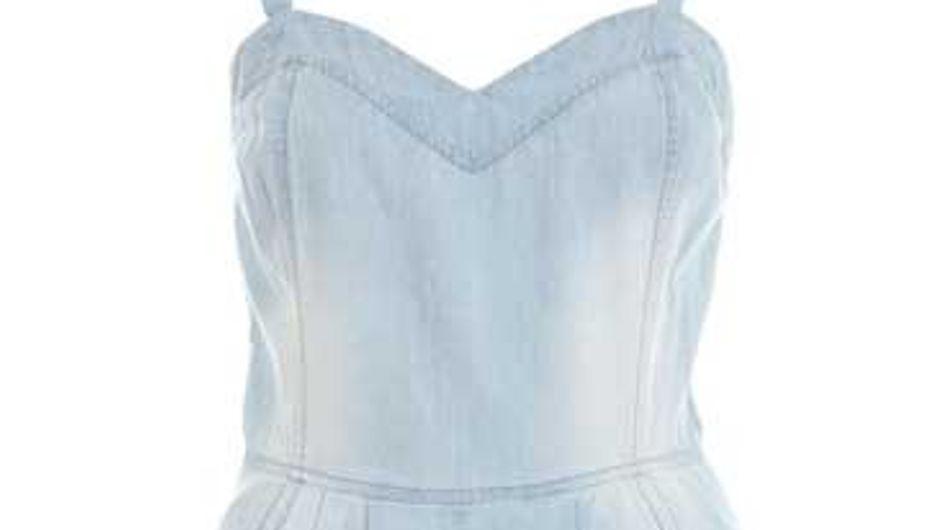 Fashion buy: Denim playsuit