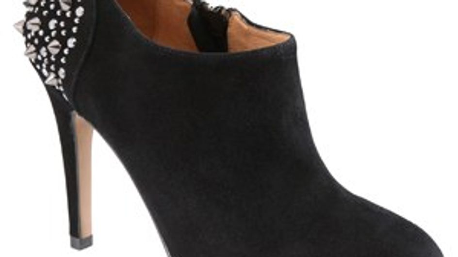 Fashion buy: Studded ankle boots by Aldo
