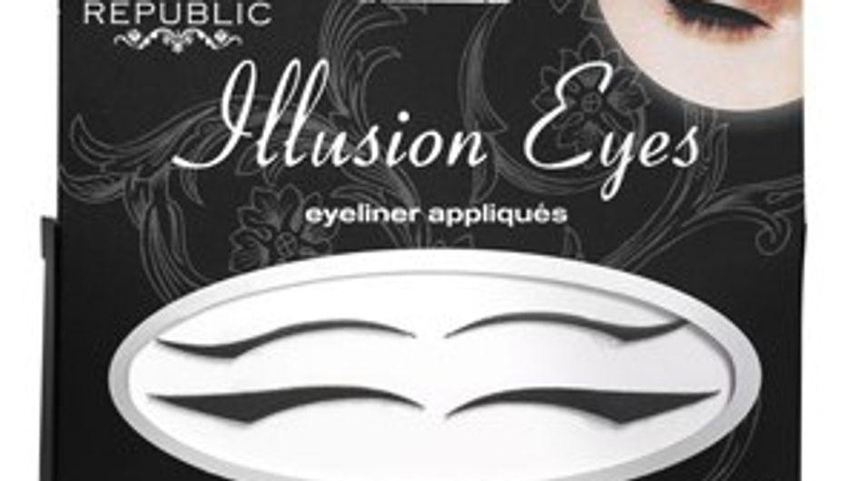 Beauty buy: Glam Republic Illusion Eyes eyeliner appliqués