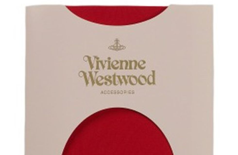 Fashion buy: Red orb tights by Vivienne Westwood