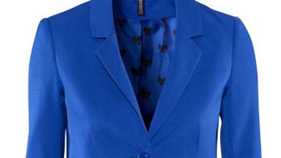 Fashion buy: Colour block blazer by H&M