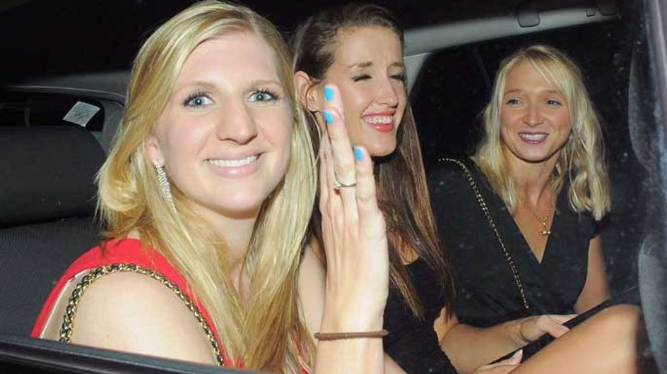Olympic athletes party hard with £2,012 cocktails