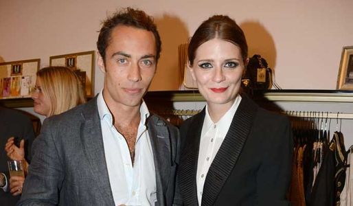 Is Mischa Barton secretly dating Kate Middleton's brother?