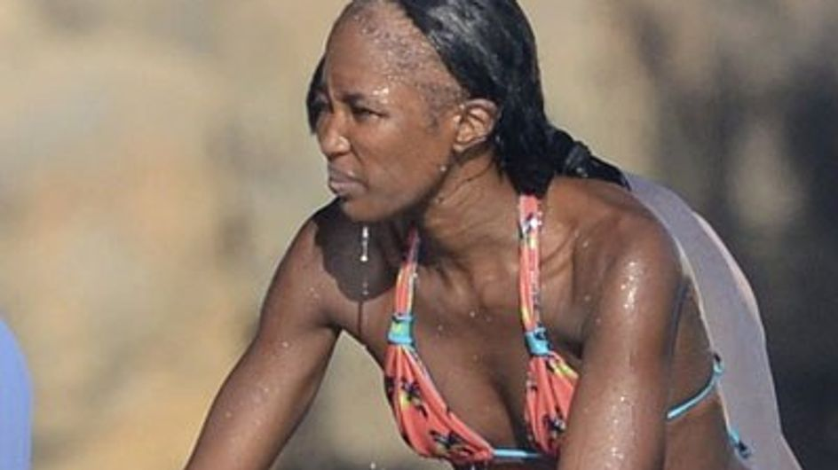 Naomi Campbell's hair: What she should be doing...
