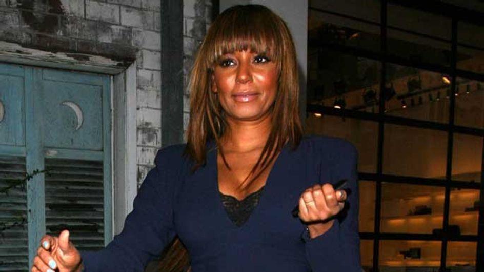 Spice Girl Mel B's naked Olympics blunder