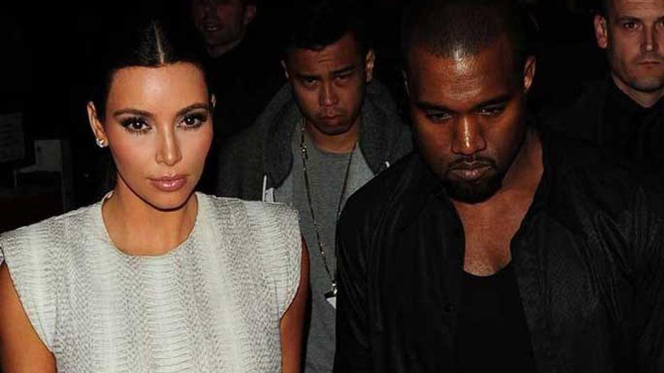 Kim Kardashian's weight worries as Kanye chooses her clothes