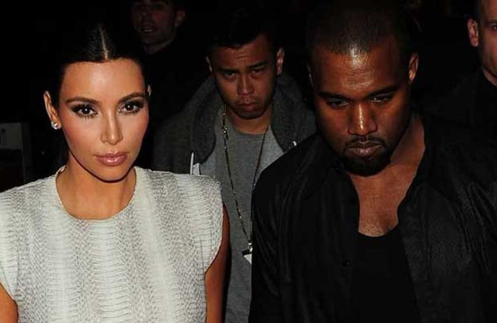 Kim Kardashian's weight worries as Kanye chooses her clothes